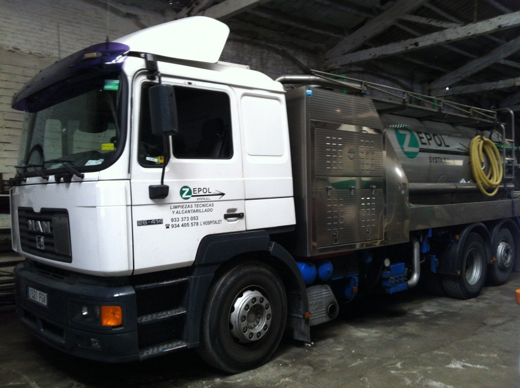 camion cuba